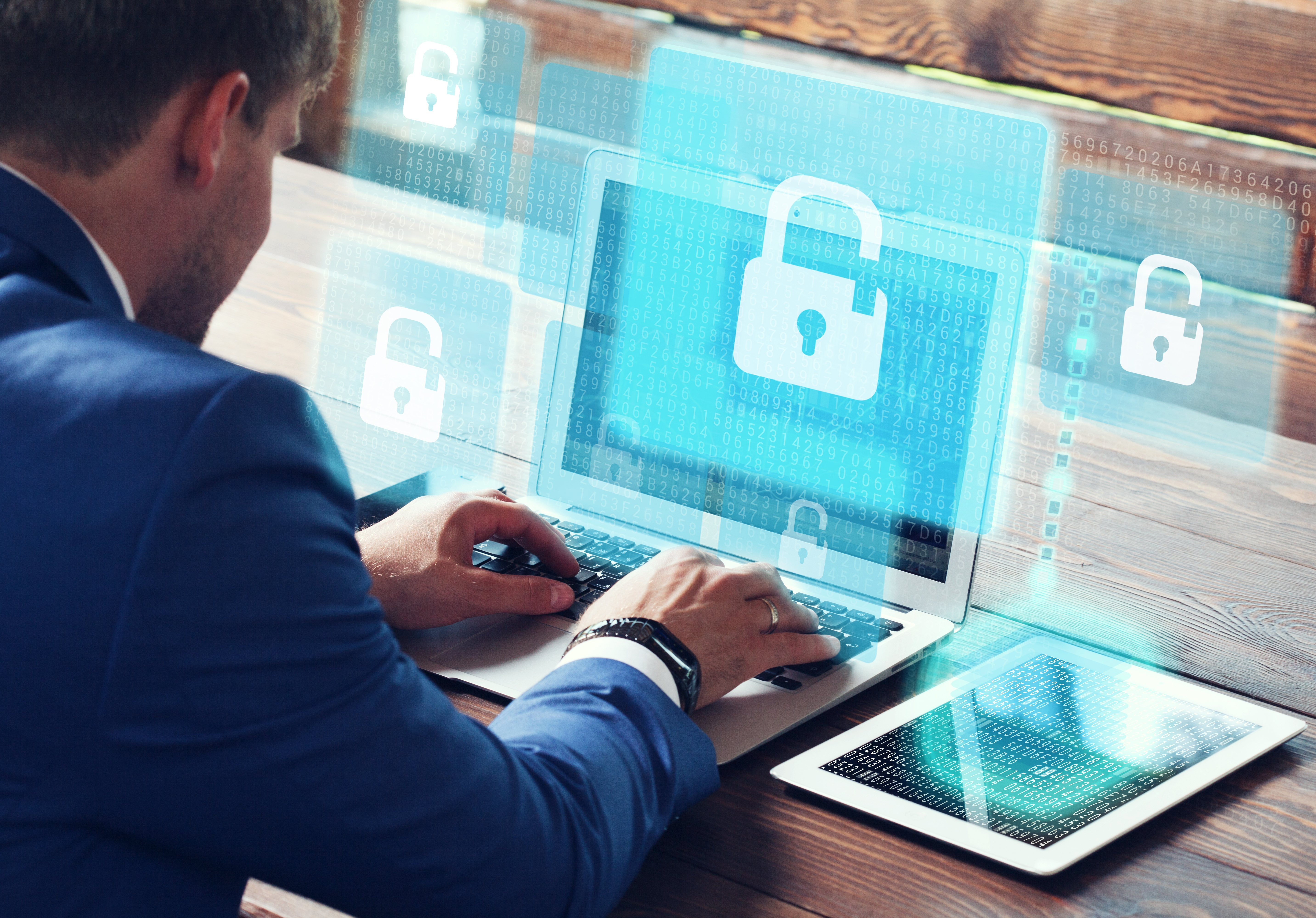 security risks to company data