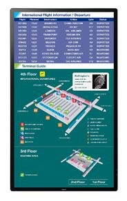 Sharp-PN-L805H_airport_wayfinding