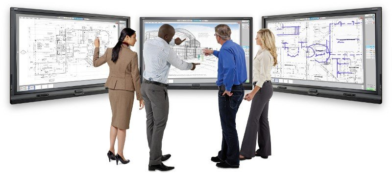SMART-Board-Interactive-Displays